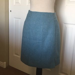 Boden women's Tweed mini skirt Size US 4 Reg